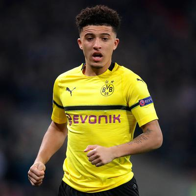 Dortmund expect United to be Sancho's next club