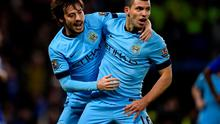 Playing David Silva and Sergio Aguero together with Sami Nasri and Yaya Toure has left Manchester City vulnerable when facing top Premier League and European sides