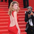 Julie Gayet. Photo by LYDIE/NIKO/NIVIERE/SIPA/REX