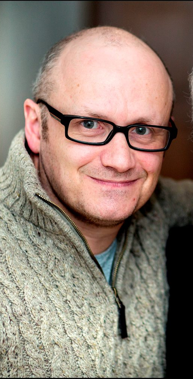 Critical: Irish film director Lenny Abrahamson. Photo: David Conachy