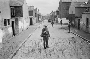 Former army officer Bob Stewart said he had been 'kind of a torturer' when he was posted to Northern Ireland during the Troubles. Stock Image: GETTY