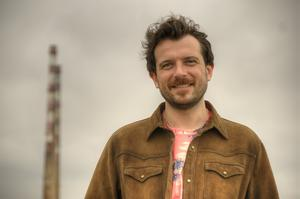 New show .... Comic and  presenter Kevin McGahern kicks off new RTE show Summer At Seven this week with co-host Sinead Kennedy of Lotto fame