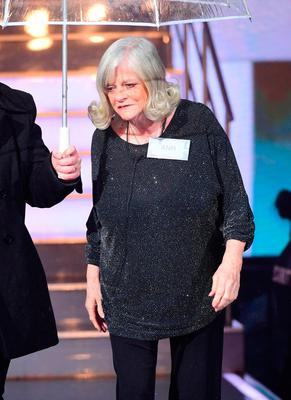 Ann Widdecombe enters the house during the Celebrity Big Brother Launch held at Elstree Studios in Borehamwood, Hertfordshire.PRESS ASSOCIATION Photo. Picture date: Tuesday January 2, 2018. See PA Story SHOWBIZ CBB. Photo credit should read: Ian West/PA Wire