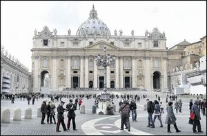 'The Vatican has to answer for abuse, bullying and careerism'