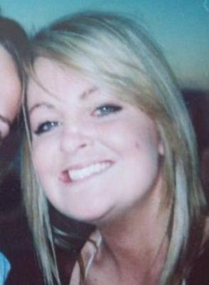 Brutal: Avril Flanagan was stabbed more than 50 times and stuffed into a suitcase