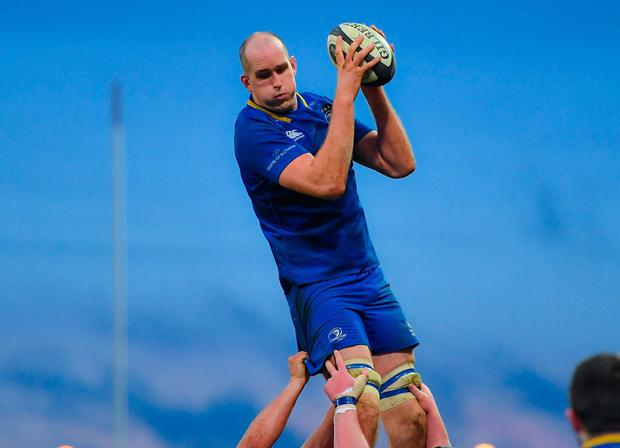 'I was a pretty chunky kid,' Devin Toner admits. Photo: Sportsfile