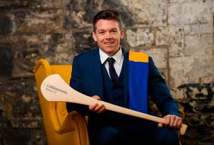Tipperary hurling star Pádraic Maher