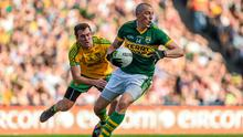Austin Stacks chairman Aidan O'Connor insists that Kieran Donaghy must be awarded the Kerry captaincy next year. Photo: Stephen McCarthy / SPORTSFILE
