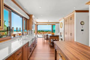 Pierce Brosnan selling James Bond-inspired Malibu house. Pic: Mike Helfrich for Chris Cortazzo of Compass