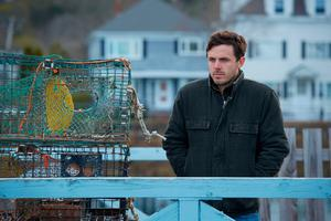 "Casey Affleck in a scene from ""Manchester By The Sea."" (Claire Folger/Roadside Attractions and Amazon Studios via AP)"