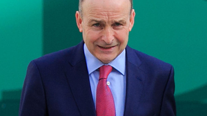 """Taoiseach Micheál Martinin said: """"In Europe there is a lot of anger towards this and the manner in which it happened. In Ireland there clearly is"""" Photo: Gareth Chaney/Collins"""