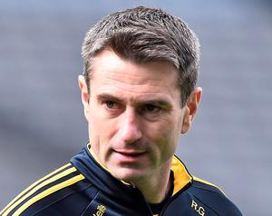 Donegal manager Rory Gallagher