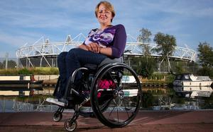 """EDITORIAL USE ONLY   File photo dated 07/09/2013 of Baroness Tanni Grey-Thompson who has called for the next government to get a grip on the shockingly low levels of physical activity of much of the nation, describing the issue as a """"killer"""" that should not be ignored. PRESS ASSOCIATION Photo. Issue date: Tuesday April 28, 2015. The former wheelchair athlete said getting people to do more exercise should be a top priority for public health officials, while schools and local authorities should create their own """"physical activity plans"""". See PA story HEALTH GreyThompson. Photo credit should read: Geoff Caddick/PA Wire"""