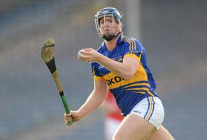 Tipperary's Jason Forde who lined out for UL