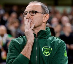 Former Republic of Ireland manager Martin O'Neill. Photo: Harry Murphy/Sportsfile