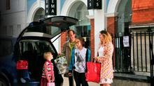 Many families want a flexible car, such as the Volkswagen Touran