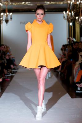 Another of Paul Costelloe's Spring Summer 2016 designs