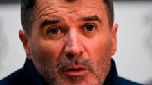 Republic of Ireland assistant manager Roy Keane during a press conference at FAI National Training Centre, in Abbotstown, Co. Dublin. Photo by David Maher/Sportsfile