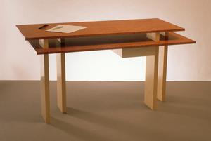 A desk from the O'Driscoll brothers at odfurniture.com.