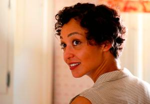 Ruth Negga in a scene from 'Loving'. (Ben Rothstein/Focus Features via AP)