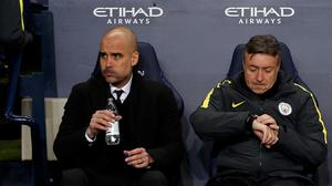 Man City lead Real Madrid 2-1 ahead of the second leg of their Champions League last 16 tie. Domenec Torrent Reuters/Andrew Yates Livepic