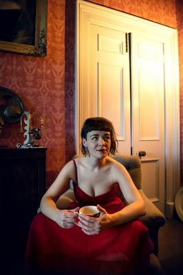Limerick-based singer-songwriter Emma Langford: 'This will be a  time of uncertainty for a lot of people, but it's also a time where people want to support each other. And they can see value in music and the arts and want to help'. Photo: Conor Kerry