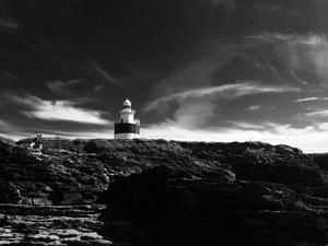 "Hook Head Lighthouse, Co. Wexford. ""It was a beautiful sunny day, but as the photo is in black and white it gives it a completely different perspective,"" says Sinead Windle."