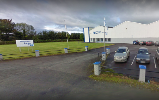 Fullwood Packo factory in Kanturk. Image: Google Street View.