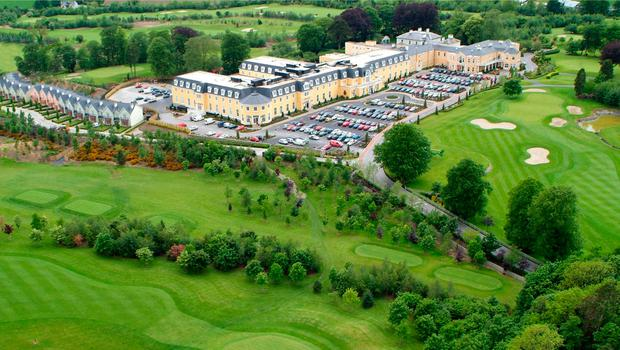 Mount Wolseley Hotel, Spa & Golf Resort includes the renowned Christy O'Connor Jnr golf course