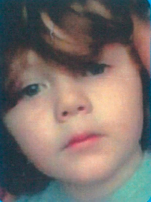 Undated family handout photo issued of Kayden McGuinness. Photo: PSNI/PA Wire