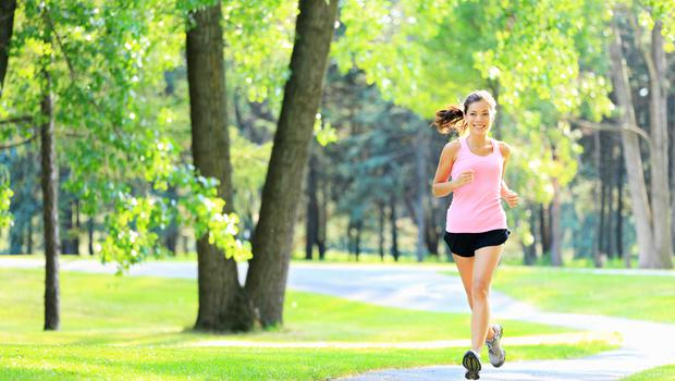 Taking exercise can reduce your risk of cancer