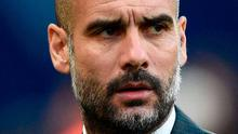 Manchester City manager Pep Guardiola. Photo: Oli Scarff/AFP/Getty Images