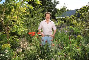 Diarmuid Gavin pictured in his garden at his home at Kilmacanogue, Co Wicklow.Picture Credit:Frank McGrath 27/5/20