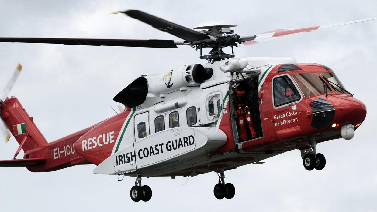 'Very lucky' - teenage girl has miracle escape after falling 40ft into sea cave