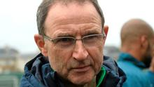 Ireland manager Martin O'Neill is expecting a lively affair against England on Sunday
