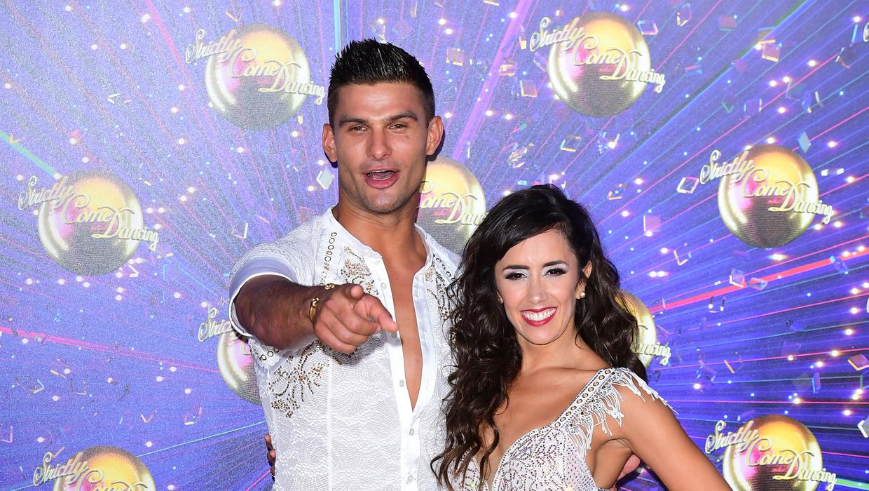 Strictly's Aljaz and Janette make surprise announcement after postponing tour