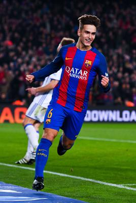 Denis Suarez has moved to Arsenal (Photo by David Ramos/Getty Images)