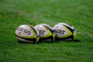 Last Tuesday, Salesians College, with the help of NUIM Barnhall, hosted their now annual Rugby Blitz for second year students. Photo: Richard Sellers/Getty Images