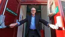 Blocked: Jeremy Corbyn says Labour want a 'clear and concrete' proposal before agreeing to anything. Photo: Andrew Milligan/PA Wire