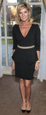 Lisa Duffy at Miriam Ahern's Cari Charity Lunch at The Four Seasons Hotel Dublin. Pictures:Brian McEvoy
