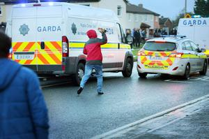 The series of photographs, which were taken by award winning Sunday Independent photographer Tony Gavin, were published on Independent.ie  (Photo: Tony Gavin)