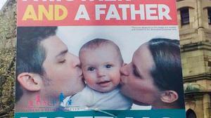 One of the posters from Mothers & Fathers Matter