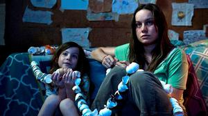 Brie Larson and Jacob Tremblay in Lenny Abrahamson's Room