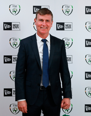 HARD CHOICES: Republic of Ireland manager Stephen Kenny