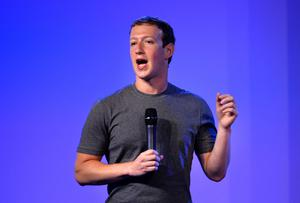 Facebook chief executive Mark Zuckerberg has bought part of Kauai, the fourth largest of the Hawaiian islands. Photo: Arun Sharma/Hindustan Times via Getty Images