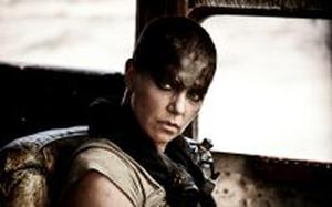 Charlize Theron's character, Furiosa, is an elite Imperator leading rebel groups across the wasteland. Photo: Warner Bros./Village Roadshow Films
