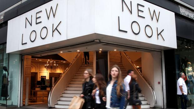 New Look has warned over profits and announced plans for a debt for equity swap with its bondholders (Yui Mok/PA)