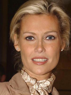 Alison Doody attends the charity fashion show in aid of the  Marie Keating Cancer Fund  WENN/Dardis/McDonnell