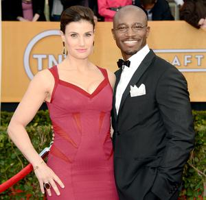 Idina Menzel and ex husband Taye Diggs have finalised their divorce