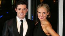 Rory McIlroy and fiancée Erica Stoll